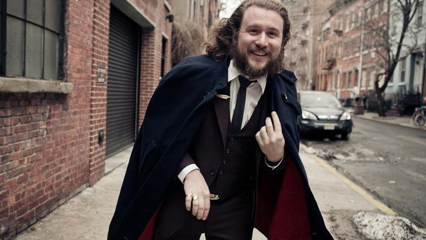 My Morning Jacket front-man Jim James is finally releasing his first solo album, which he wrote, recorded and engineered by himself at home in Louisville.