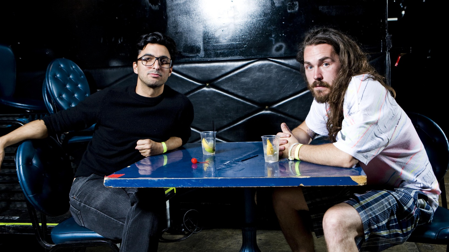 """L.A. duo Jogger crafts songs from sonic scraps on album This Great Pressure. Their meticulous attention to the detail of each song can have them working on one track for months. I recommend headphones to fully experience the textures and layers of Today's Top Tune """"Gorilla Meat""""."""