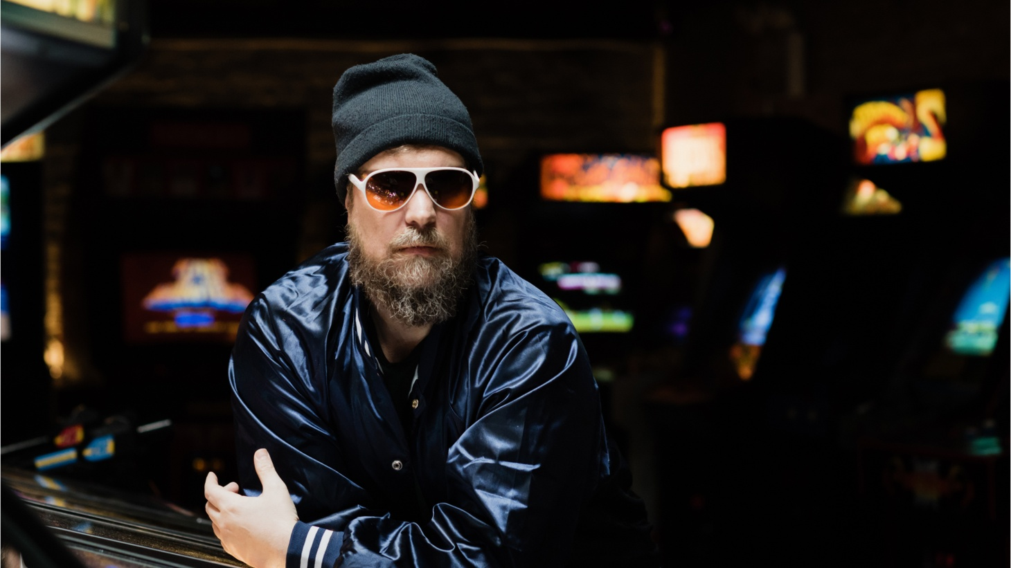 Electro-crooner John Grant snuck up on us this year with a fun track, that has a do  se  of Frank Zappa's humor and a bit of roller skate disco.