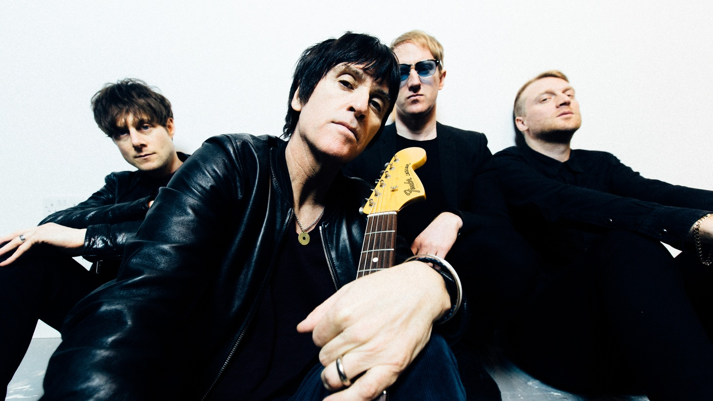 """Johnny Marr, co-founding member of The Smiths, says: """"This is the most complete thing I've ever done. There are no songs I'm not sure about. And for me as a listener, it's made up of entirely the music I like, and have liked."""""""