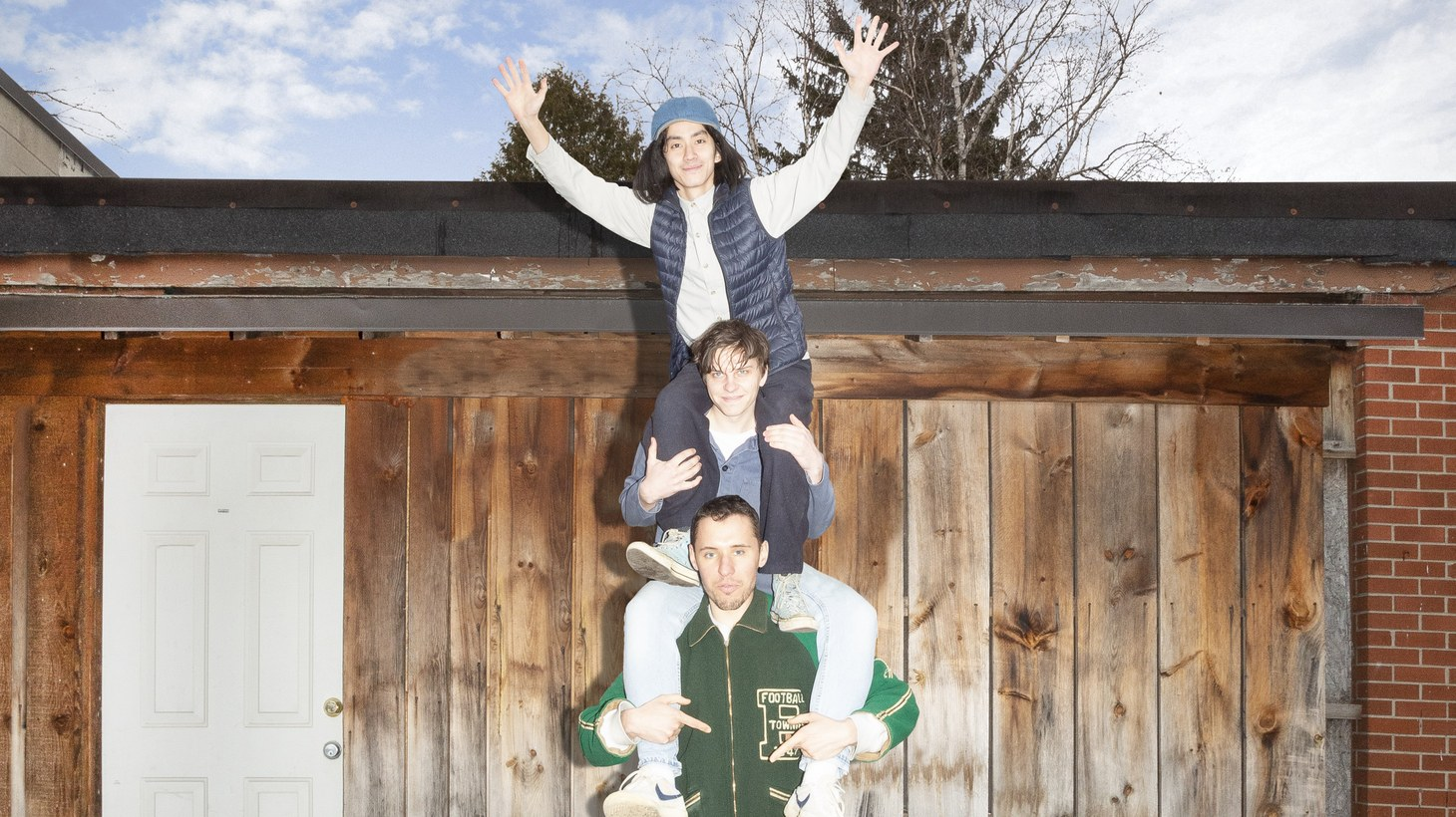 """""""Nervous""""is a love song, but it's also the 5th song Jonah Yano has ever written! Yano says it's also a dream come true for his good fortune of working with the talented jazz/production duo BADBADNOTGOOD. Go grab a partner and sway."""