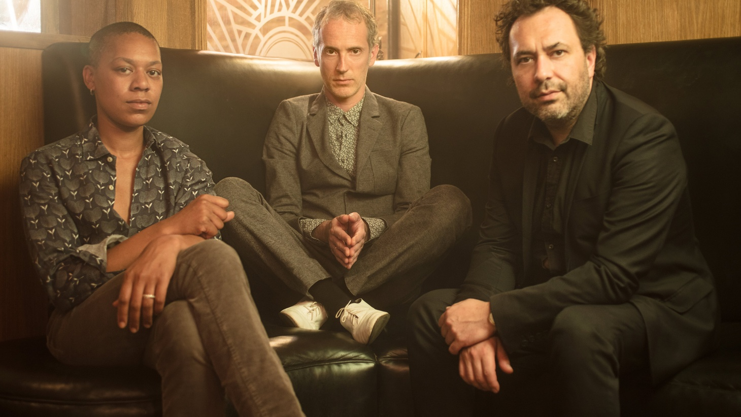 The Franco-American trio made up of Nouvelle Vague collaborator Julien Decoret, drummer Raphael Chassin and vocalist extraordinaire Krystal Warren comes together as Joon Moon.
