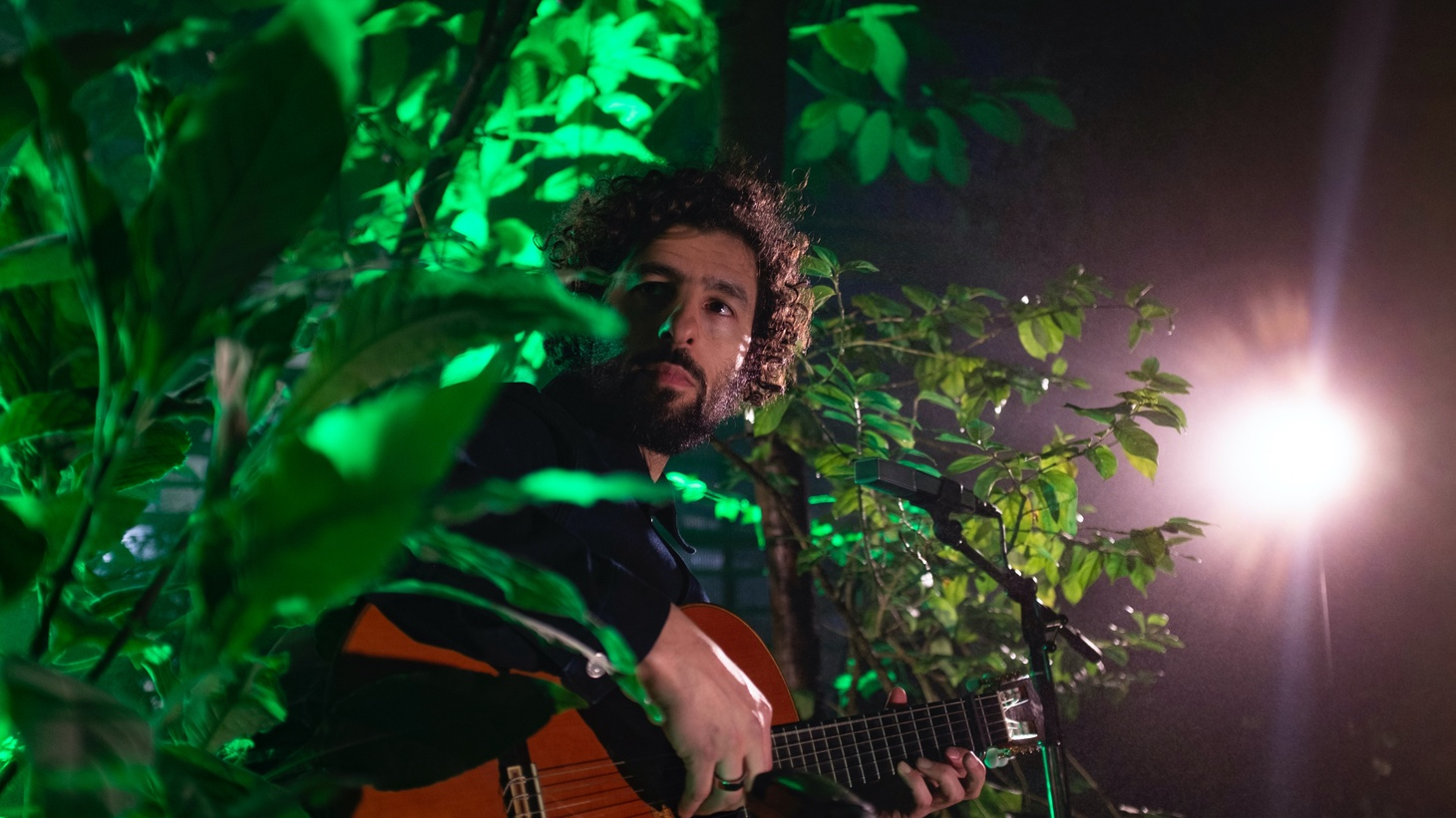 "Jose Gonzalez's first song in Spanish was written in response to the many questions his young daughter posed, such as: ""Who are we?"" Or. ""Why are we here?"""