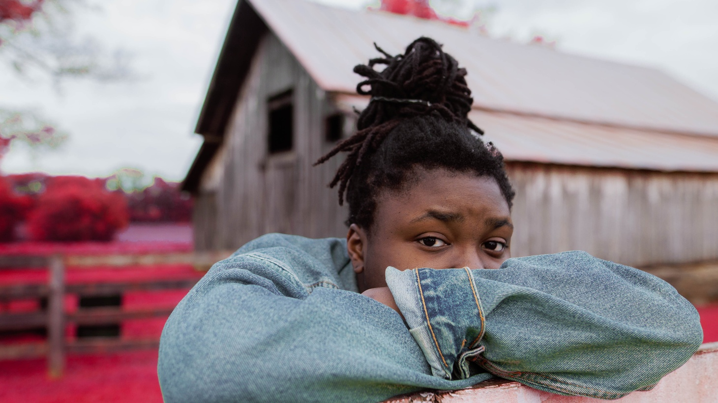 """Joy Oladokun is from a small farming town in Arizona, yet there is a bigger perspective behind her new song """"i see america."""""""