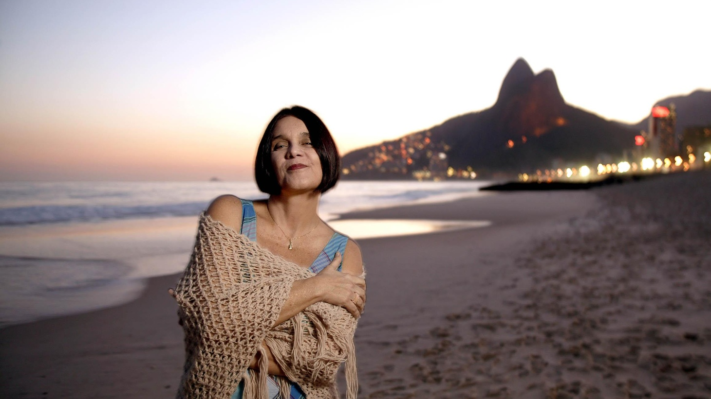 "Brazilian singer Joyce has teamed up with Bossa Nova arranger and pianist Joao Donato to create a collection of old school Samba-infused compositions. Her breezy vocals, combined with his pulsating rhythms, drive Today's Top Tune, ""Amor Nas Estrelas."""