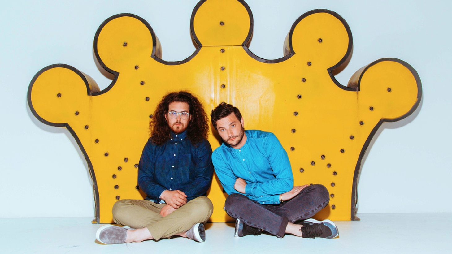 """JR JR shares """"Big Bear Mountain"""" off their forthcoming double album. Take a good listen to the song; Josh Epstein says it's about purpose. """"When we are gone, all that is left of a life is legacy."""