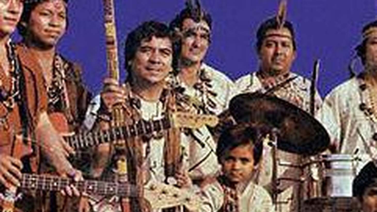 ...from Masters of Chicha. Vol 1.   Twangy guitars, rustic percussion, a dash of Colombian Cumbia and a pinch of Brazilian Carimbo are the ingredients that make up Peruvian Chicha...