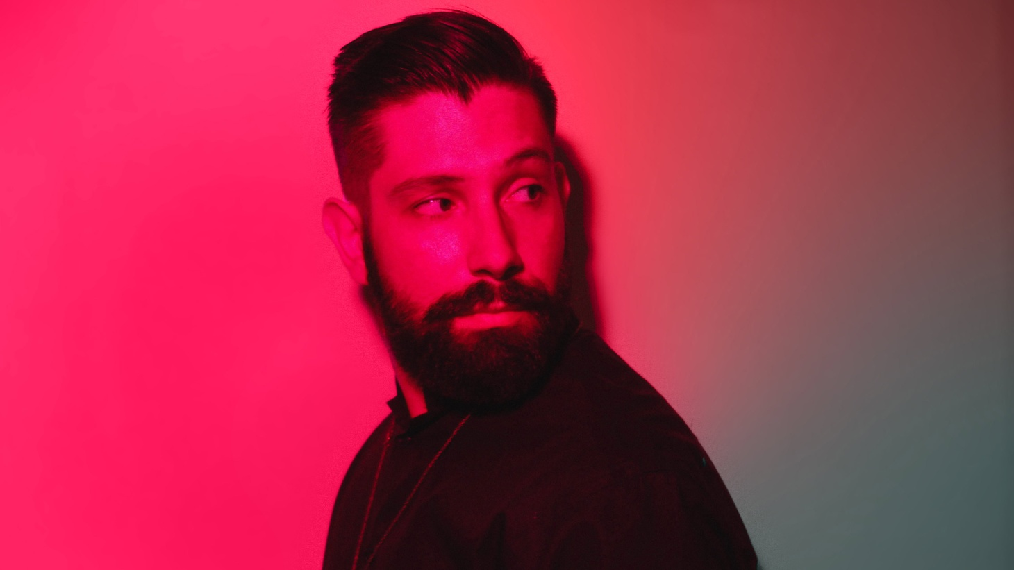 "Gueorgui Linev, the Bulgarian born mastermind behind Kan Wakan says, ""I've always been all about getting lost in a record, putting on my headphones and just listening, over and over again,"" ""If I like it, it's a record I live in for weeks."" And that's what he aims to do with his own music."
