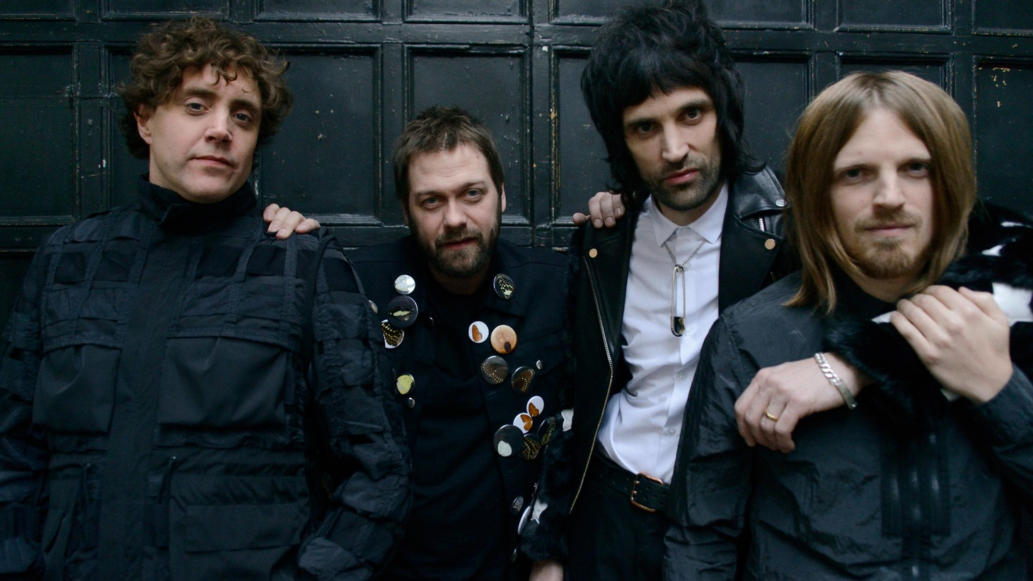 The big sound of Kasabian is back!