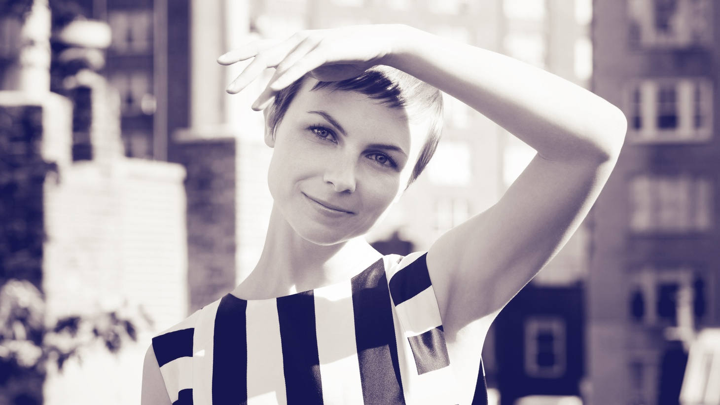 """Texas native Kat Edmonson has a sophisticated cosmopolitan sound that is reminiscent of cool jazz vocalists of the late 50's and 60's. Today's Top Tune is a sexy song called """"Rainy Day Woman""""."""