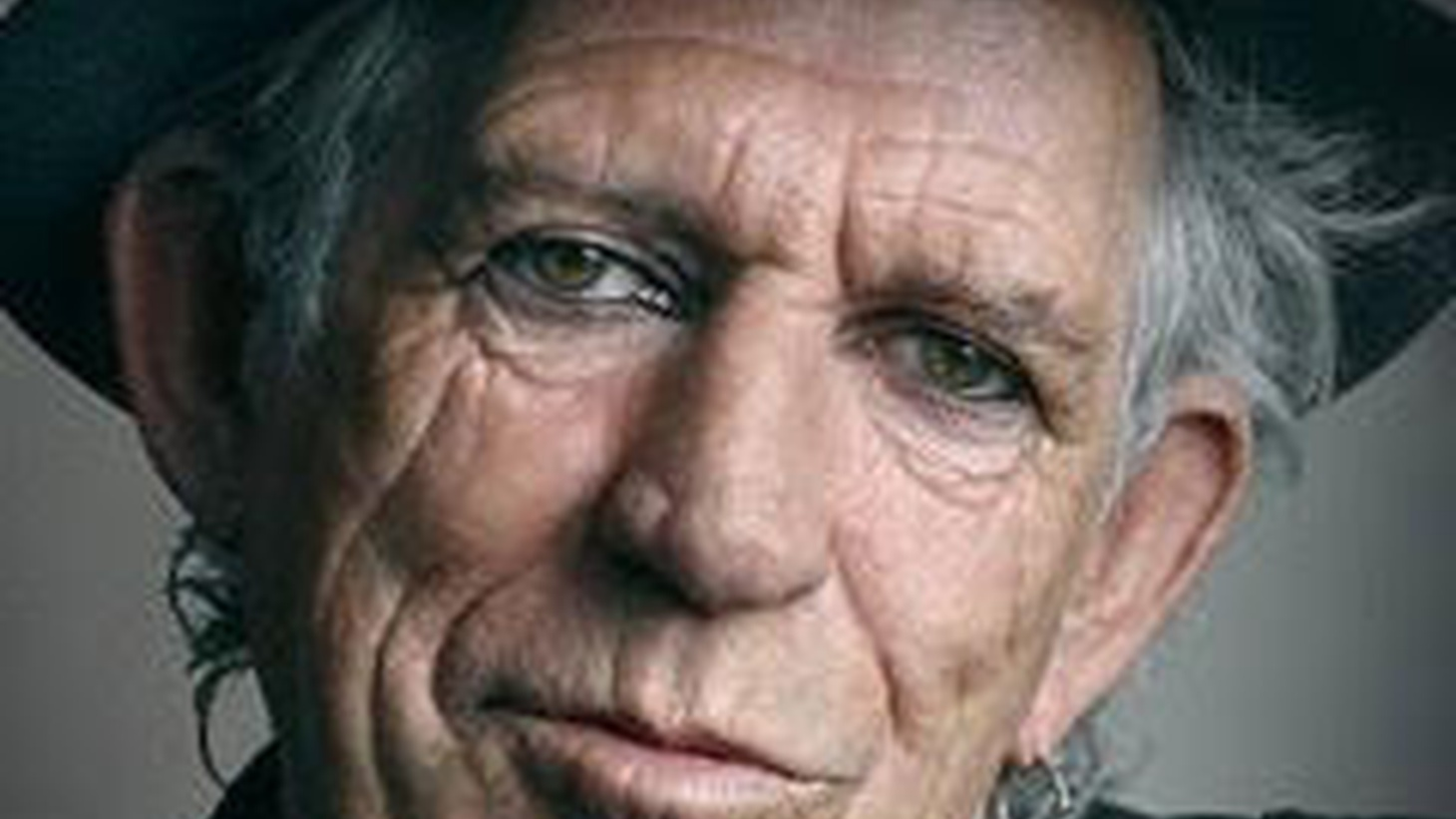 """To celebrate the 40th anniversary of Keith Richards' debut solo album, he released a version of the holiday classic """"Run Rudolph Run."""""""