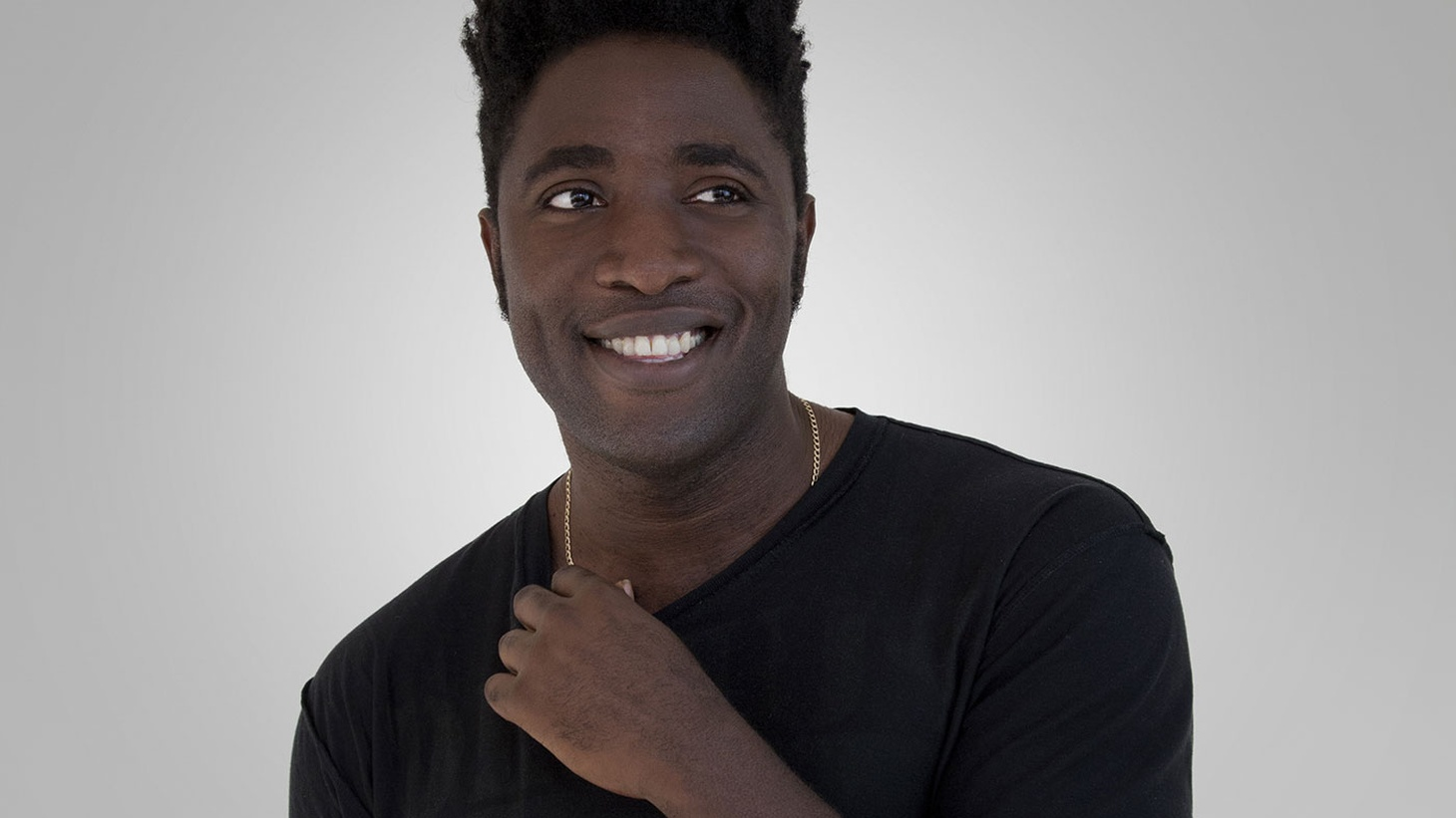 Kele Okereke, the frontman for Bloc Party, pursues his own electronica sound on the solo project bearing his name.