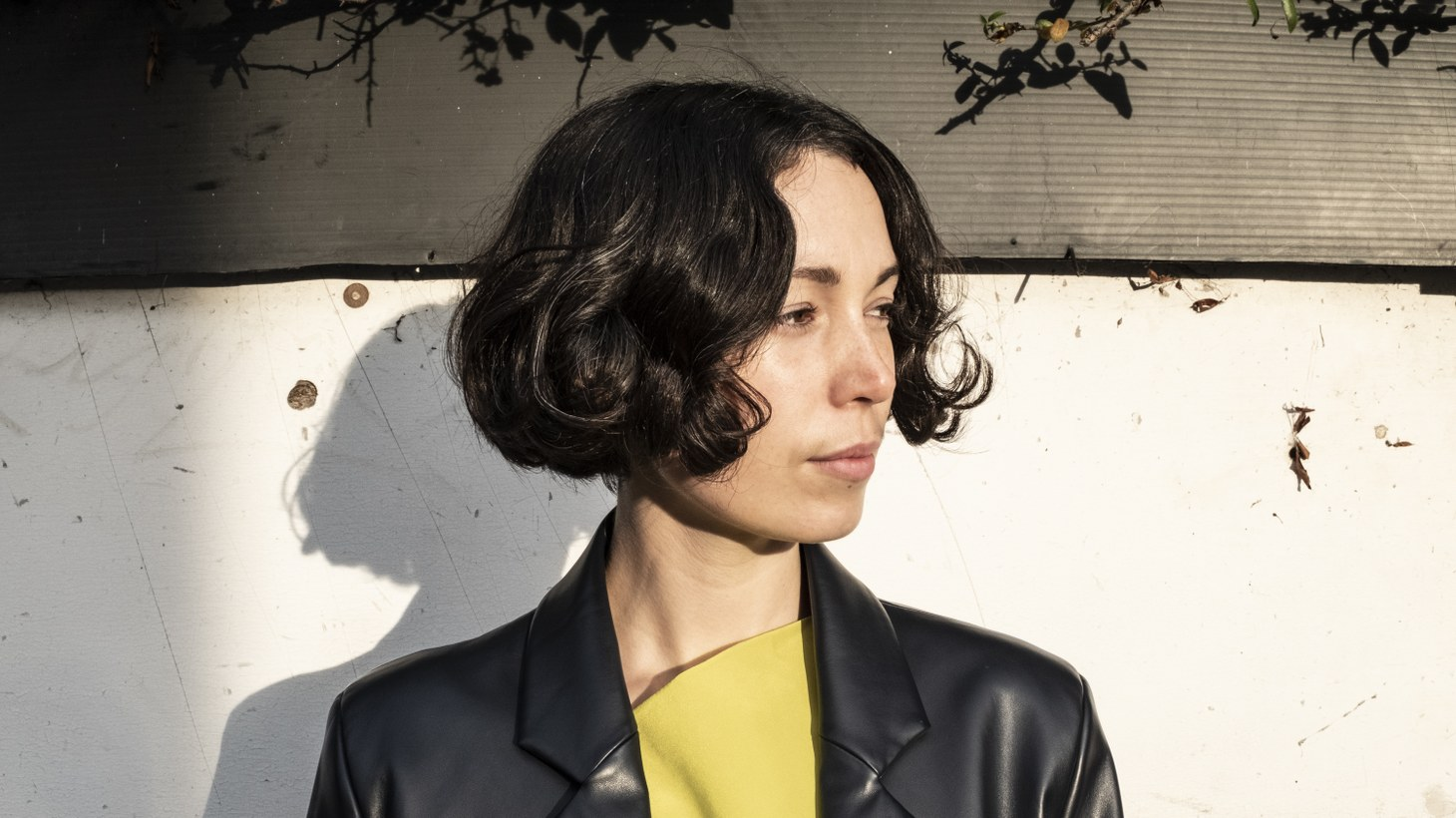 """Somewhere between folk-pop and techno -- you'll find Kelly Lee Owens. This one-time nurse aims to cure herself from an emotionally fraught period; Owens clears the air with """"Wake Up,"""" a great way to start the day."""