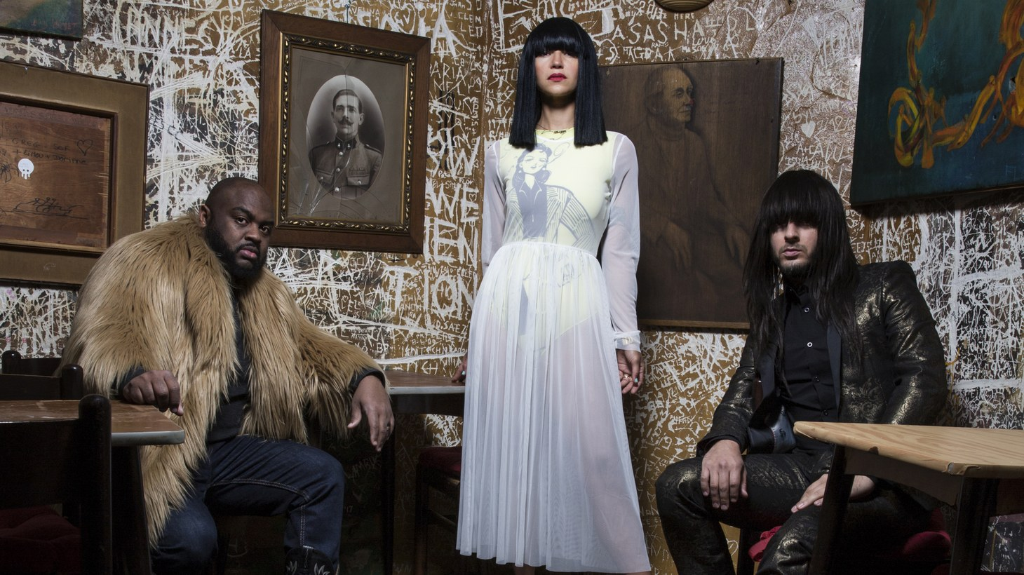 """Khruangbin dive into dub on """"A La Sala."""" They worked with legendary dub-ster Scientist, as the instrumental trio put forth a meditative groove."""