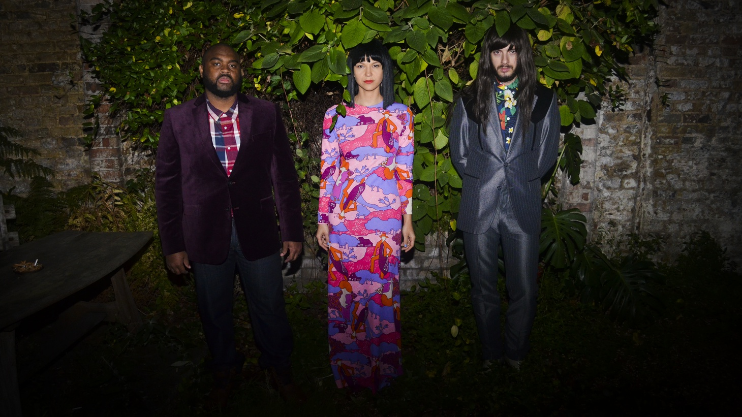 """The Texas trio with a nomadic sound Khruangbin recently shared the new """"Mordechai Remixes"""" album with fans. Songs find new life as they team up with friends and favorites like Ron Trent, Knxwledge, and Quantic (Cut A Rug Mix) on """"Pelota."""""""