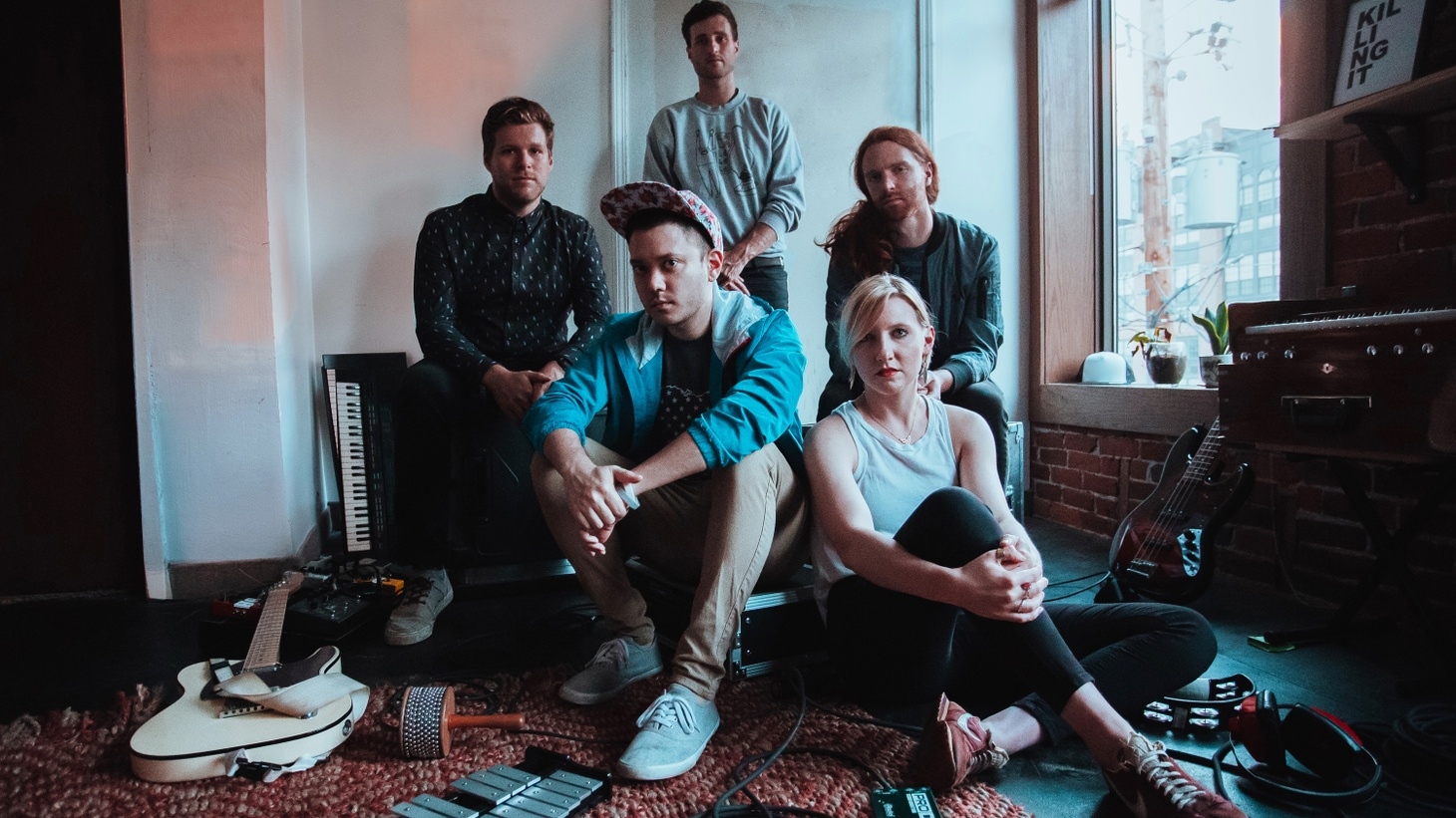Not to be confused with a stroller, Kid Runner is a young and energetic band based in Columbus, Ohio.