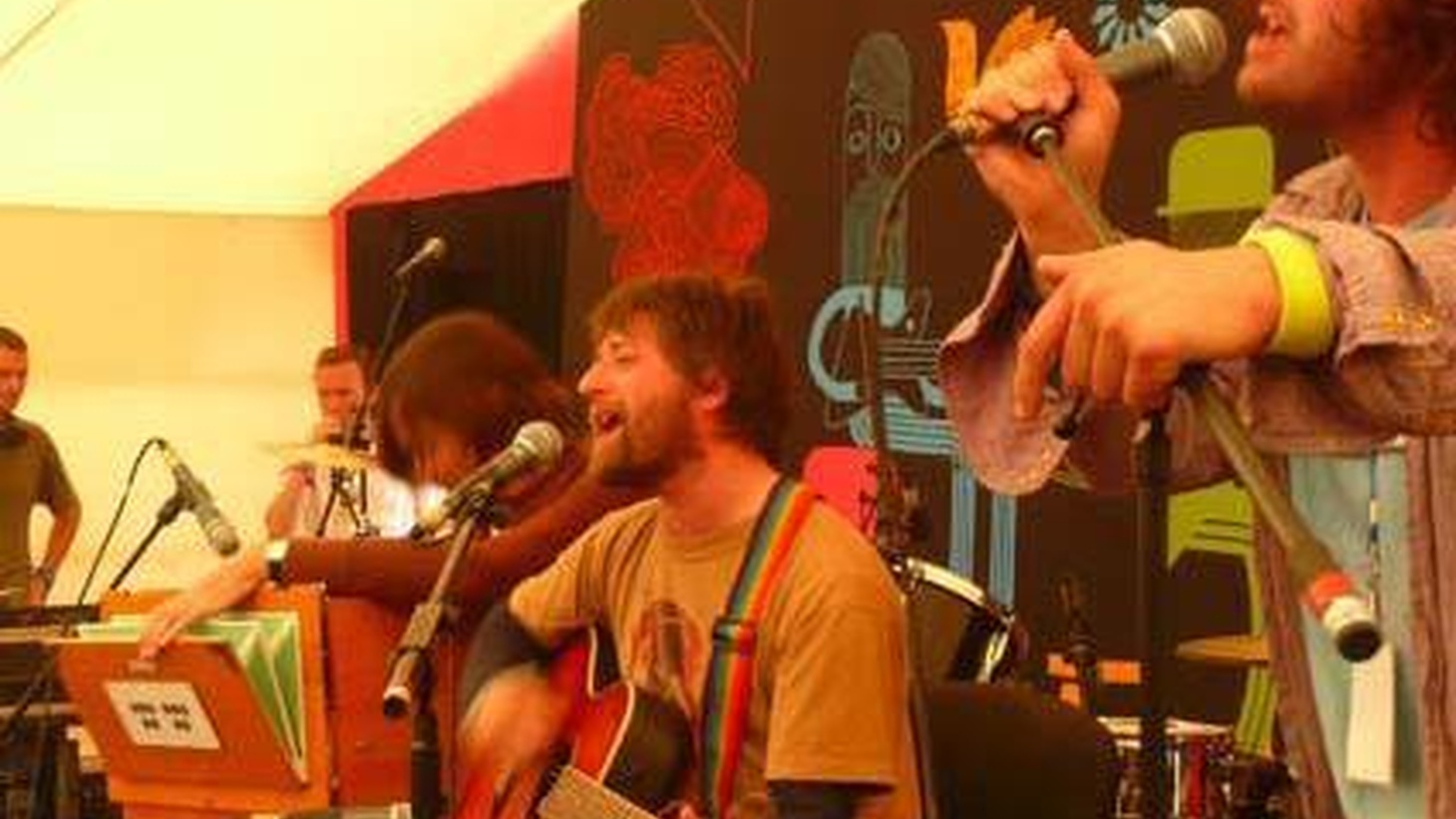 """King Creosote is a project from Scottish singer Kenny Anderson. While he may not be well known stateside, he's recorded 40 records at home on his own label, which Domino Records has asked him to re-record for a careful compilation of his best. Today's Top Tune is """"No Way She Exists,"""" from Thrawn."""