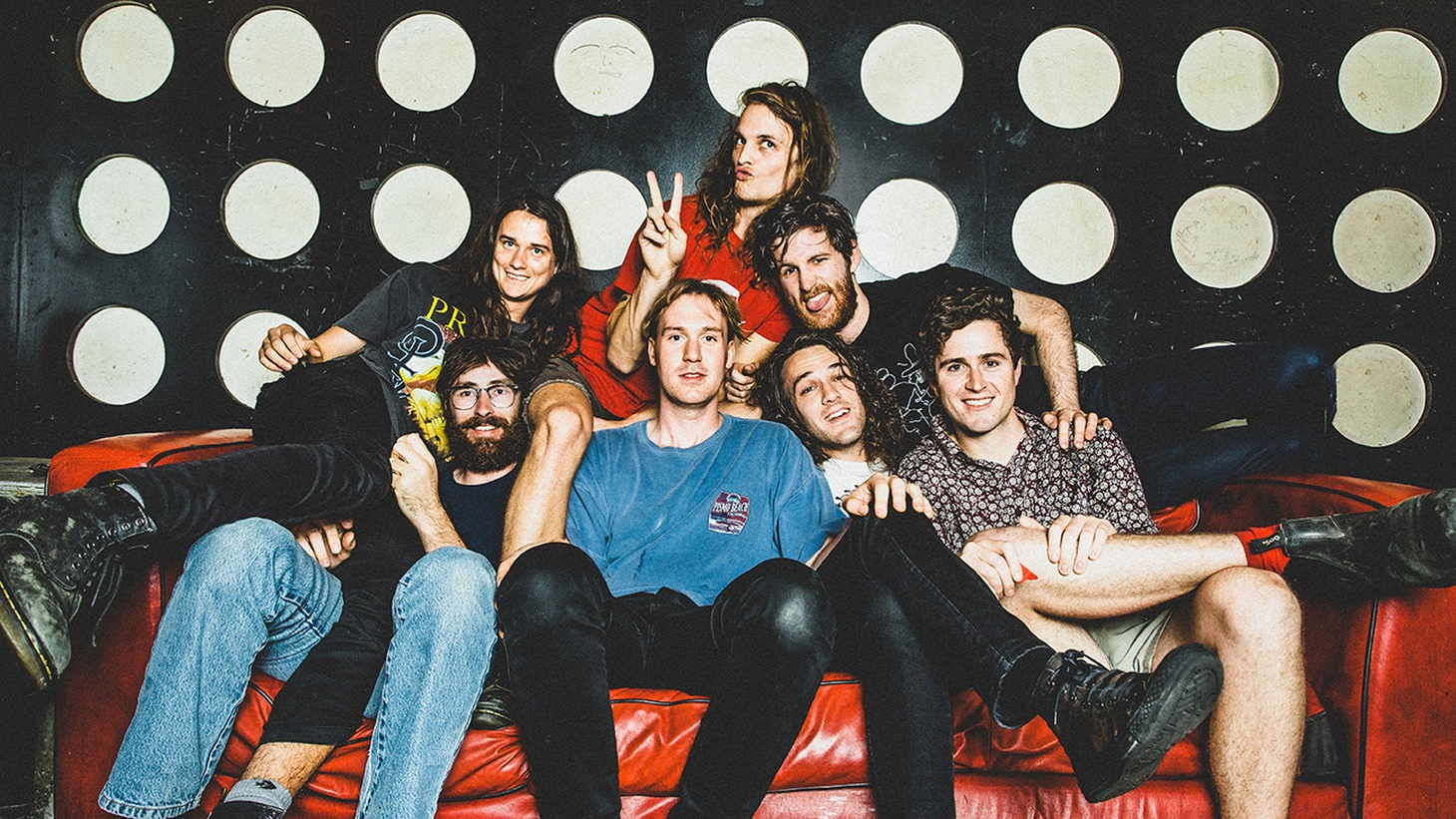 Sounding like a cross between Jethro Tull and the Flaming Lips on the set of the mid-70's kids show The Wombles, King Gizzard & the Lizard Wizard are authentic miners of retro gold, while never resorting to camp.