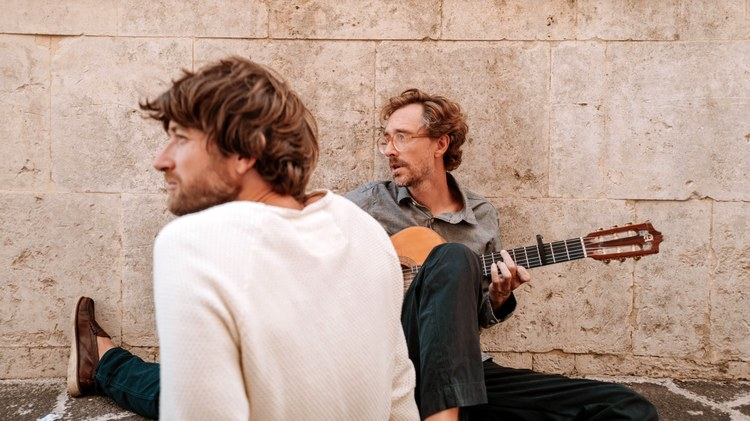 Kings of Convenience: 'Rocky Trail'