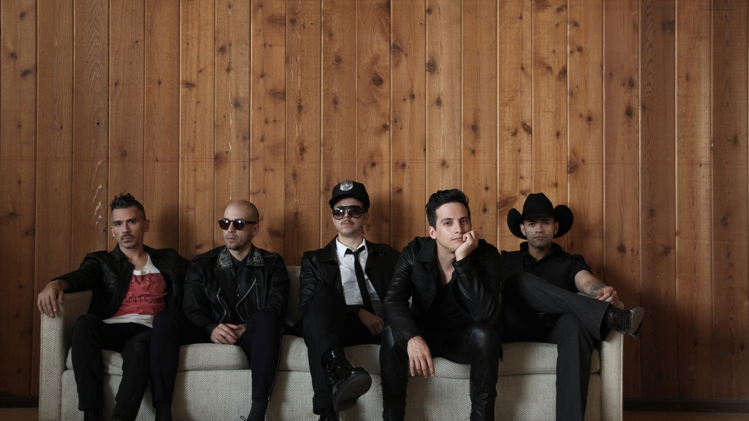 Grammy-nominated Mexican band Kinky recently recorded a session for MTV Unplugged and were joined by a stellar cast of friends.