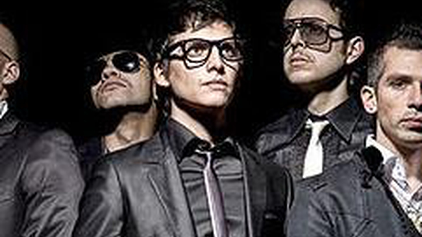 """...from their upcoming release, Barracuda.    Kinky is a highly energetic five piece band from Monterrey, Mexico. Their brand of """"Latin Alternative"""" is chock full of electrónica and is a lot funkier than most."""
