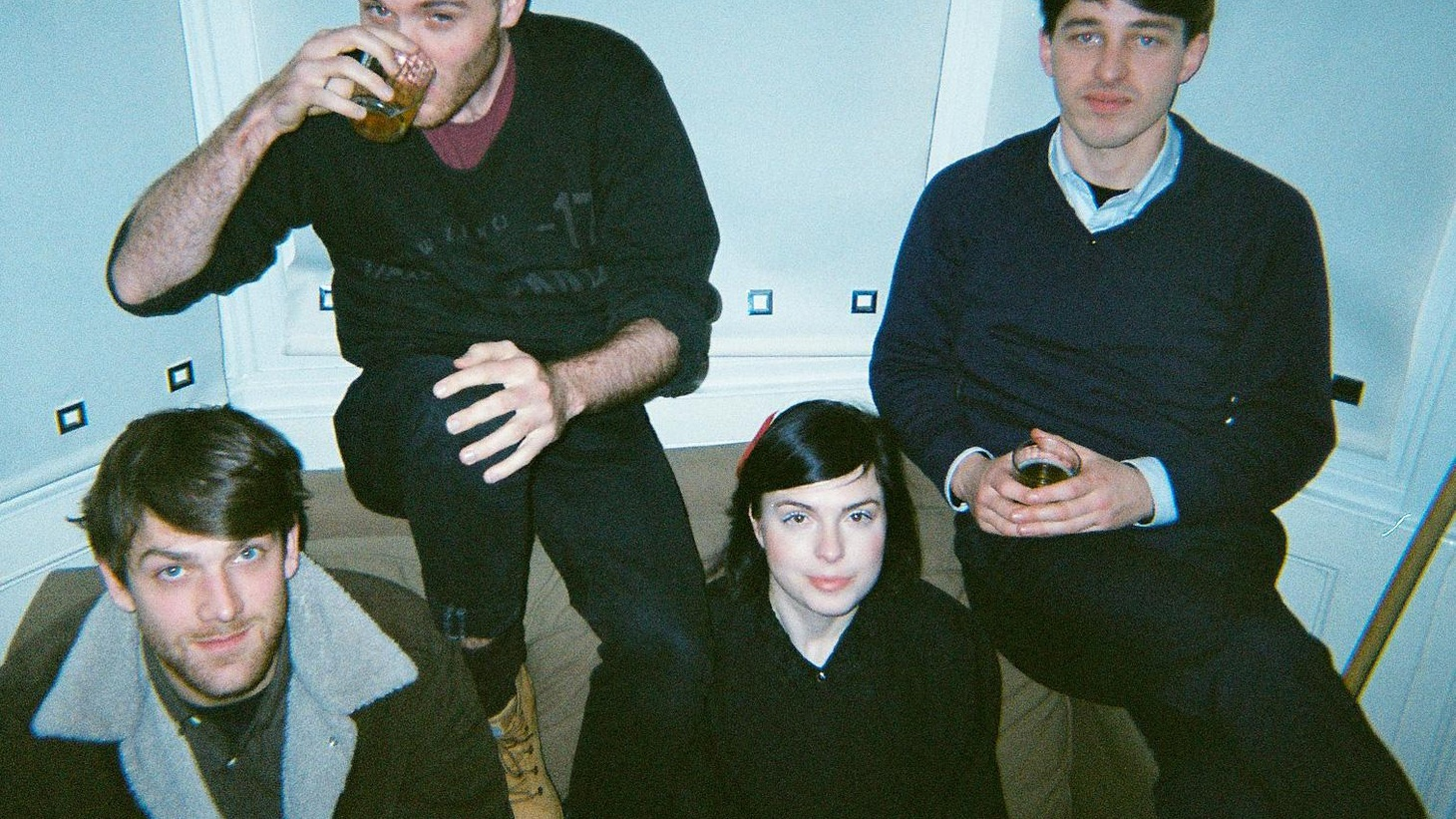 Brighton-based Kins binds plaintive vocals with pretty melodies as heard on Today's Top Tune.