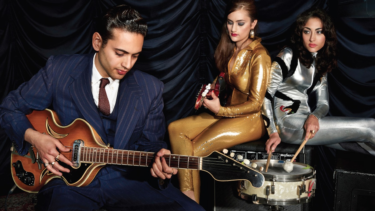 "The third album from siblings Kitty, Daisy & Lewis was produced by The Clash's Mick Jones who steers the trio in a new direction. Today's Top Tune is a stunner called ""Baby Bye Bye""."
