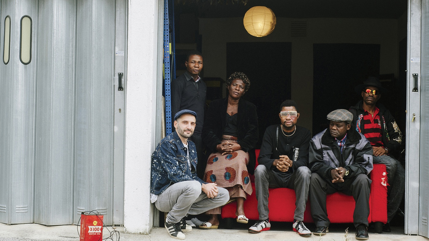 In 2004, the world was introduced to the sound of Congo's Konono N°1 as they turned discarded car parts into instruments. Their cultural exchange has expanded through the years and they are now working with Batida, a dance producer who is based in Lisbon but is originally from their neighboring country Angola.