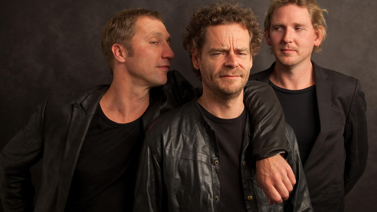 """Dutch breakbeat trio Kraak & Smaak offer up a down-tempo version of their song """"Love Inflation""""..."""