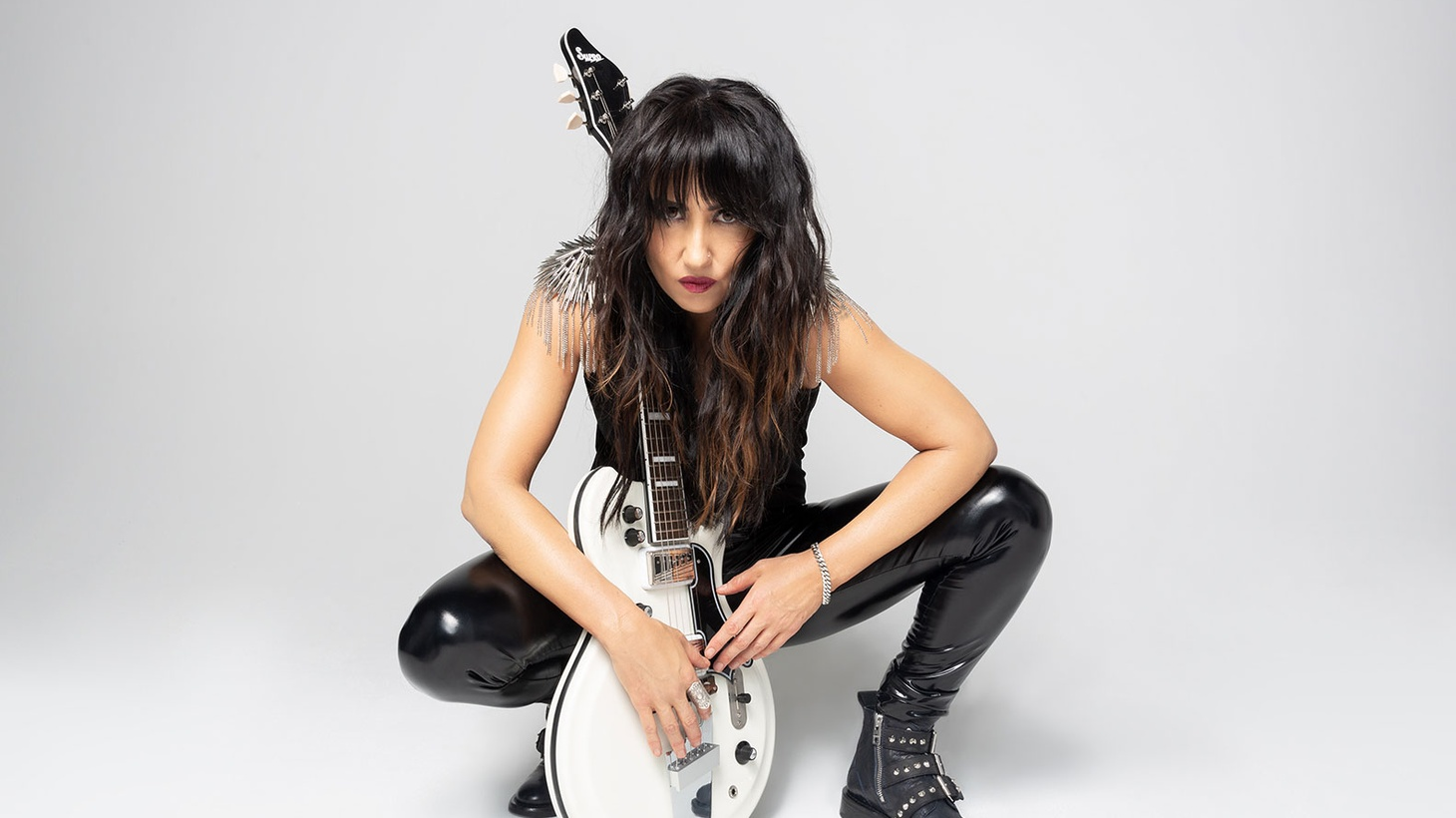 Scottish post-folkie KT Tunstall has seen seismic shifts in her life these past few years: from the loss of her father, to a divorce, and a moveto Venice Beach.Part of a trilogy, her new album is an electric feast both visceral and physical.