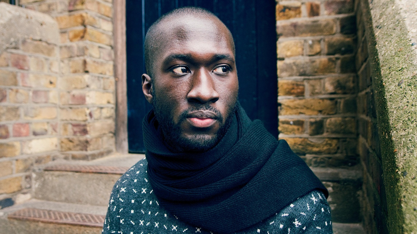 London-based singer/songwriter Kwes is a talent to keep an eye on...