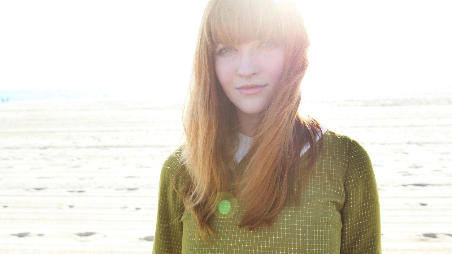 Katy Goodman plays bass and sings as part of the punk trio Vivian Girls and has stepped out on her own with a side project called La Sera.