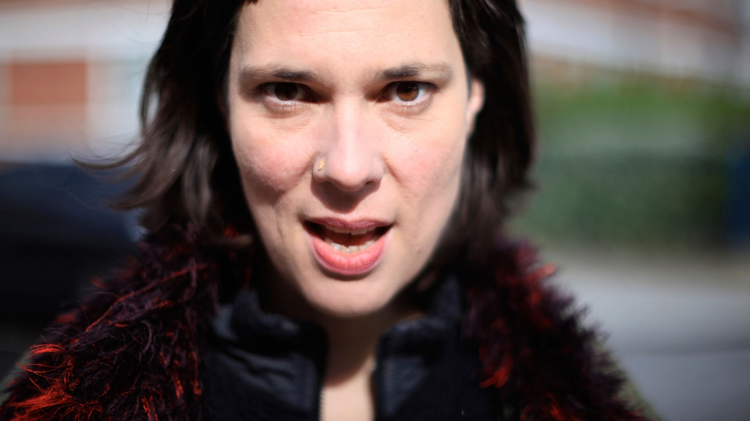 Stereolab's Laetitia Sadier has a new solo album and her groovy sound recalls 70's film scores and features big brass sections and timeless vocals.