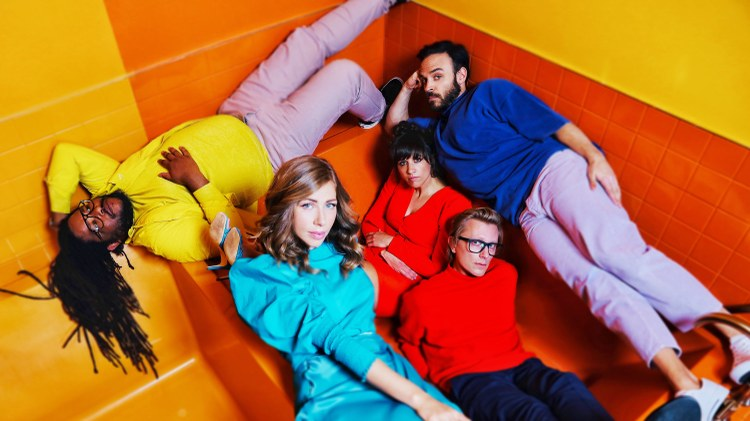 "Welcome to International Women's Day. Let's drop the needle on a track from Lake Street Dive's latest album, ""Obviously."""