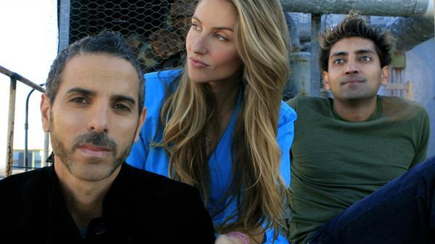 ...from their self-titled CD.   Los Angeles trio Lal Meri features Nancy Kaye, Ireesh Lal and Carmen Rizzo. Their new CD explains the phrase..