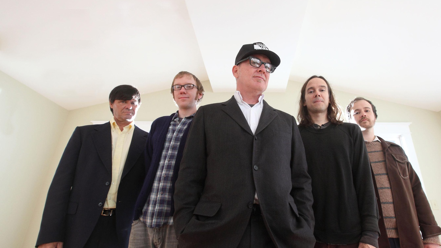 Lambchop is the moniker for Kurt Wagner whose deep baritone is surrounded by an ensemble of impeccable musicianship and soft spacious arrangements.