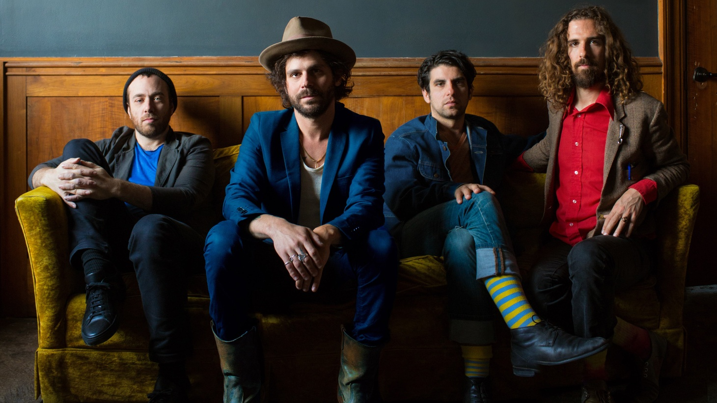 The songs that Langhorne Slim has been releasing over the years have just gotten catchier and catchier.