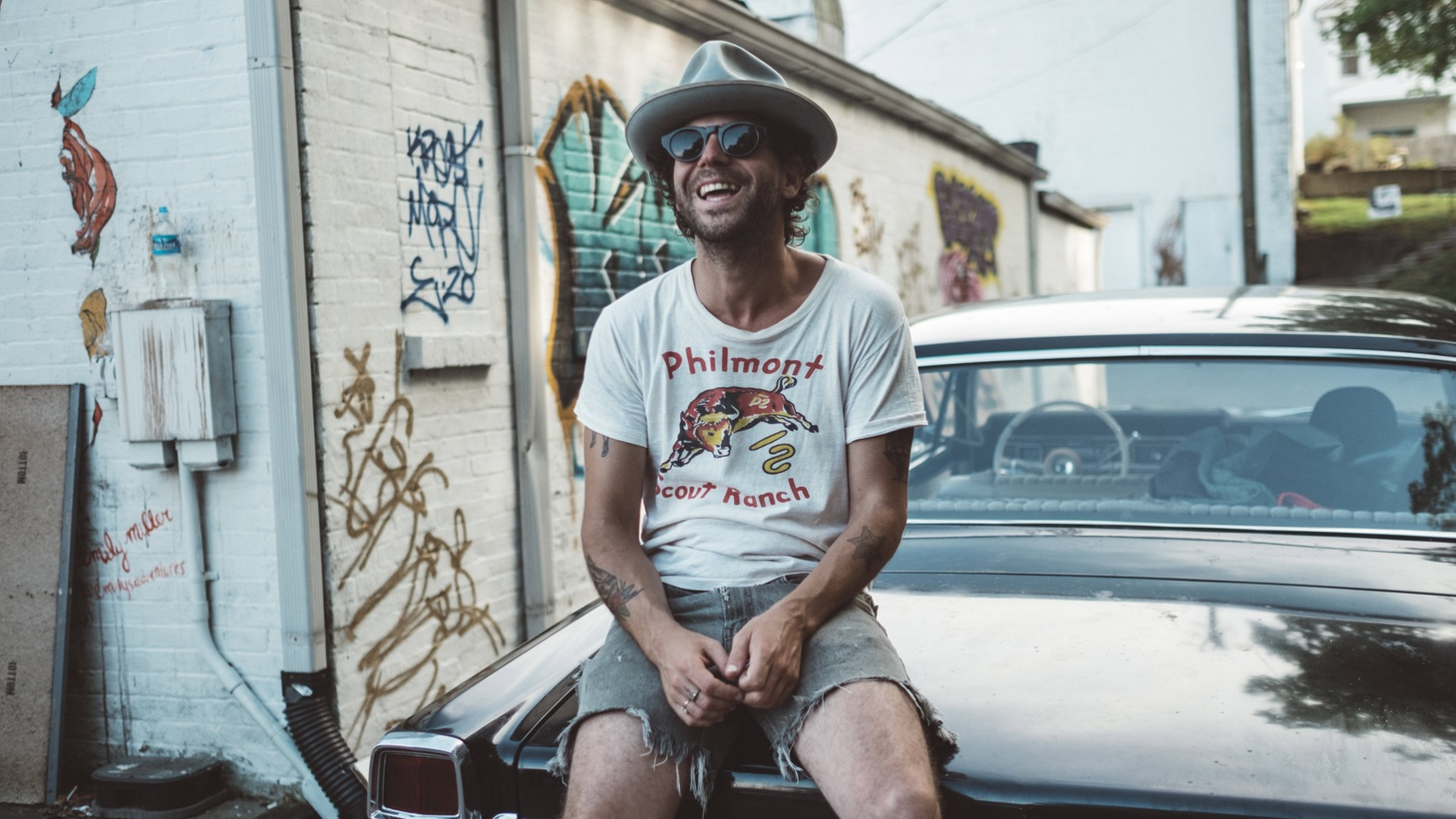 The first song available from Langhorne Slim's November release is Zombie! After recording 2015's The Spirit Moves, Slim was itching to make another album that was very personal and raw. With a handful of songs that didn't fit any of his other work, he embarked on writing more simple folk songs. We love Zombie.