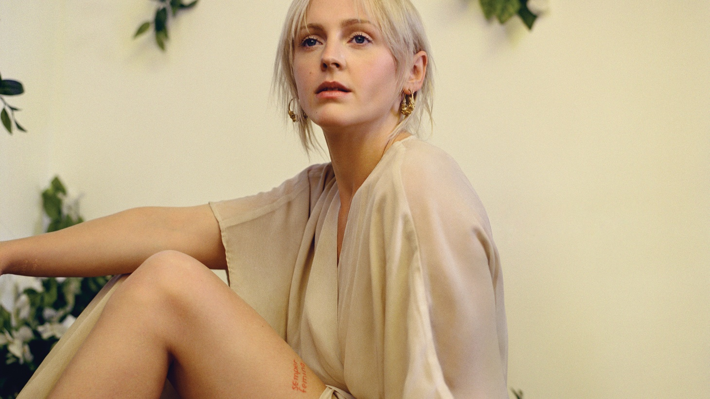 Younger than Taylor Swift, Adele and Solange, Laura Marling is just as talented.