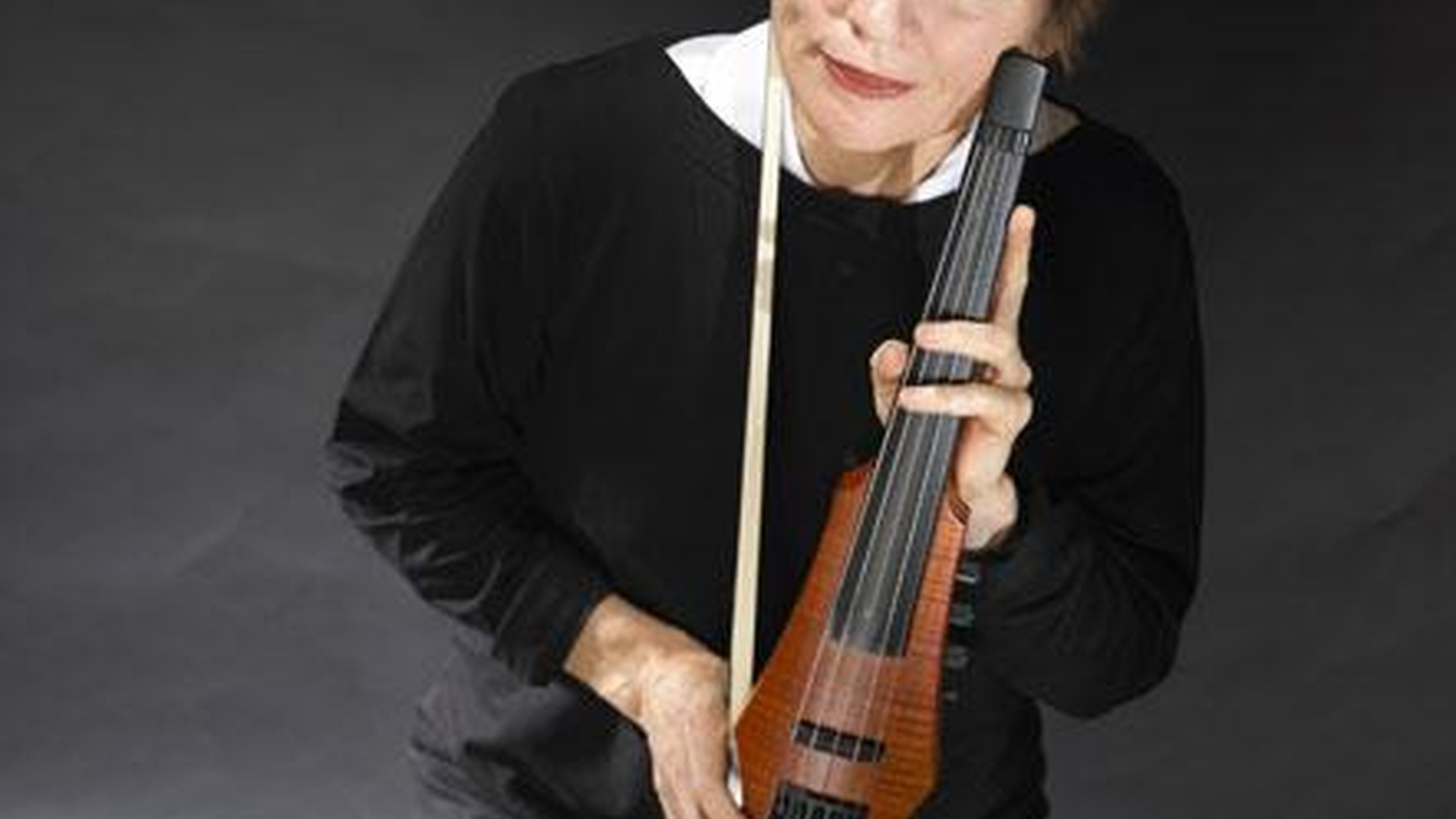 """Laurie Anderson is an experimental performance artist, musician, and an inventor of recording devices. Her forthcoming CD, Homeland, unifies her many skills as she narrates her way through new songs. Today's Top Tune is """"Bodies In Motion."""""""