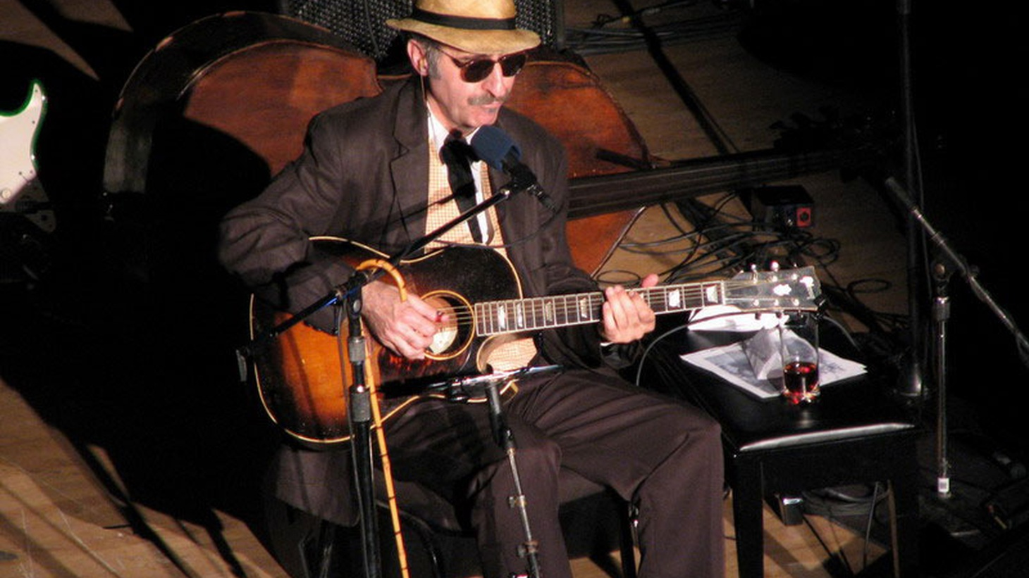 Third Man Records will release Long Way from Home, a bevy of previously unreleased first recordings by legendary jazz-blues singer and guitarist extraordinaire Leon Redbone.