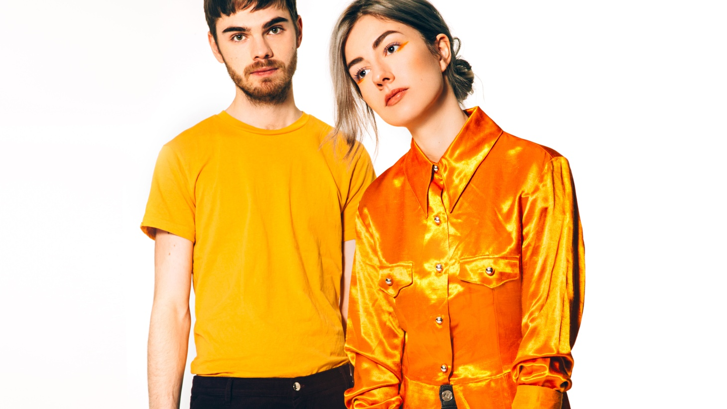 """Experimenting with layers of sound, Austrian duo  Leyya  offer an offbeat mix of indie rock and electronica. Wistful vocals and strains of sitar float by on """"Zoo."""""""