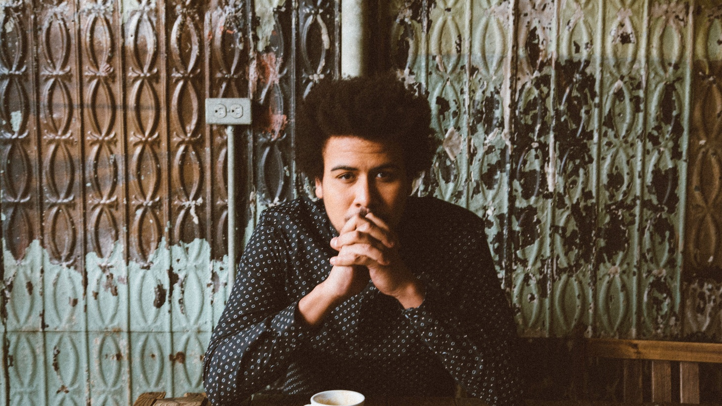 The debut album from the new UK singer Liam Bailey is a sonic stew filled with soul, blues and dub.