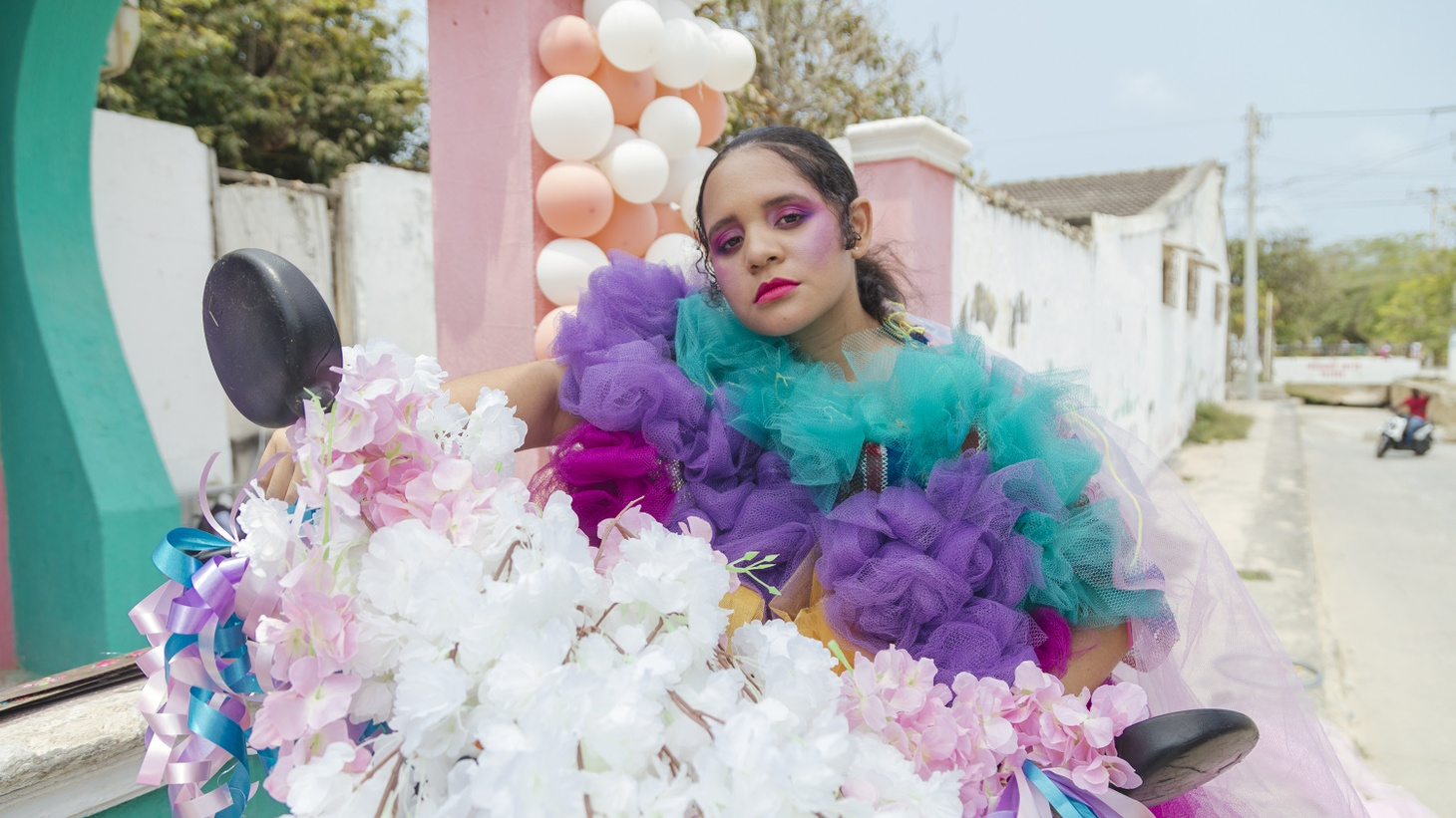 An interdisciplinary musician and artist, Lido Pimienta has been on the scene for a decade but is just now finding the spotlight.