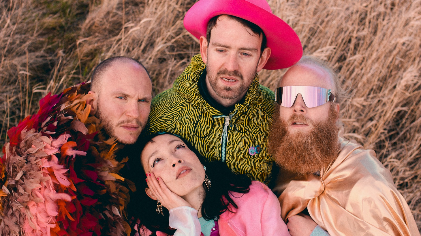 """If you are a fan of Little Dragon's """"New Me, Same Us,"""" go soak in their new remix EP to listen to fresh treatments of songs from Georgia Anne Muldrow, FKJ, Ela Minus, and Pote's version of """"Hold On."""""""