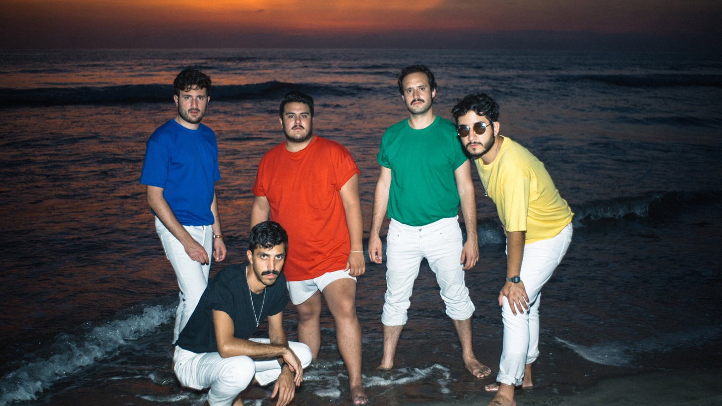 """Dubbing itself as a """"tropipop"""" outfit, Mexico City's Little Jesus writes catchy dance-worthy guitar-driven songs that know no borders."""