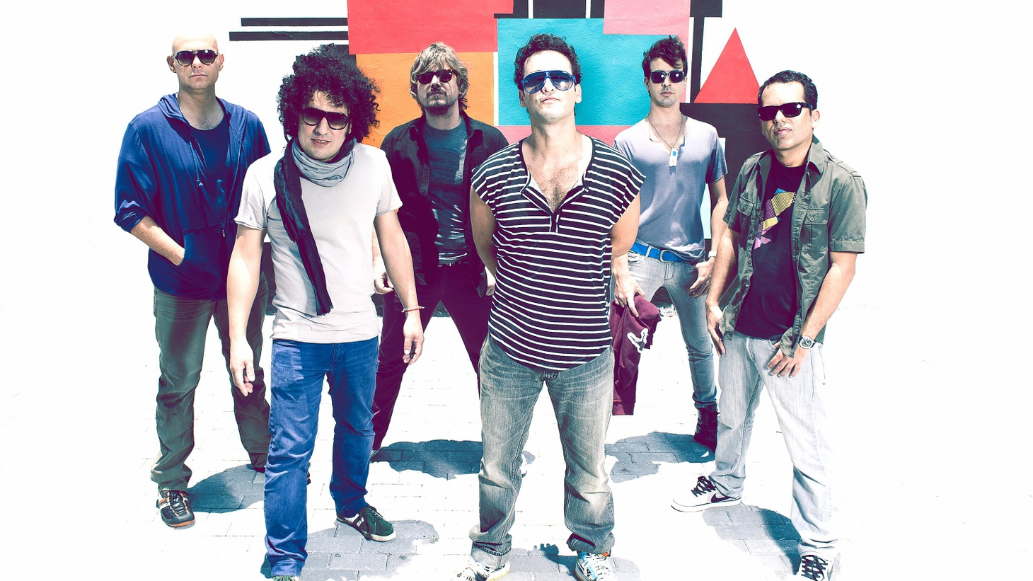Latin Grammy-winning Venezuelan band Los Amigos Invisibles, who have been together for the past 20 years touring the world, deliver a fresh take on Latin soul.