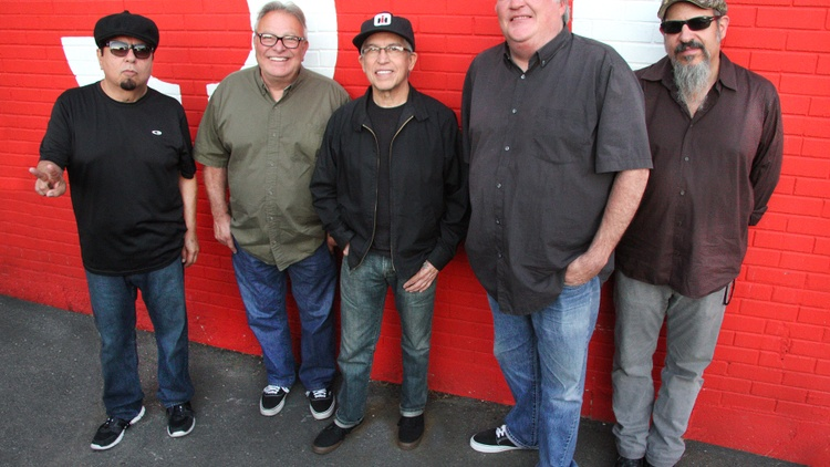 On the eve of Cesar Rosa's birthday and the release date of Los Lobos latest album, the Mexican American band turn to the timeless immigrant experience as their focus.