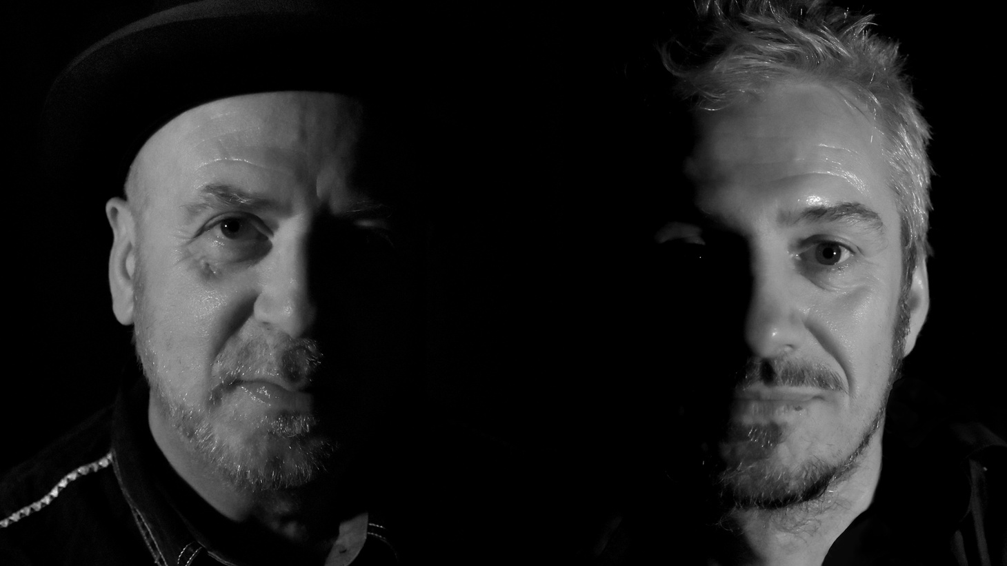 Cocteau Twins bassist Simon Raymonde and Dif Juz drummer Richie Thomas collaborate as Lost Horizons. Joined by a cast of singers, they pledged to make it fun, never a chore -- and always improvised.