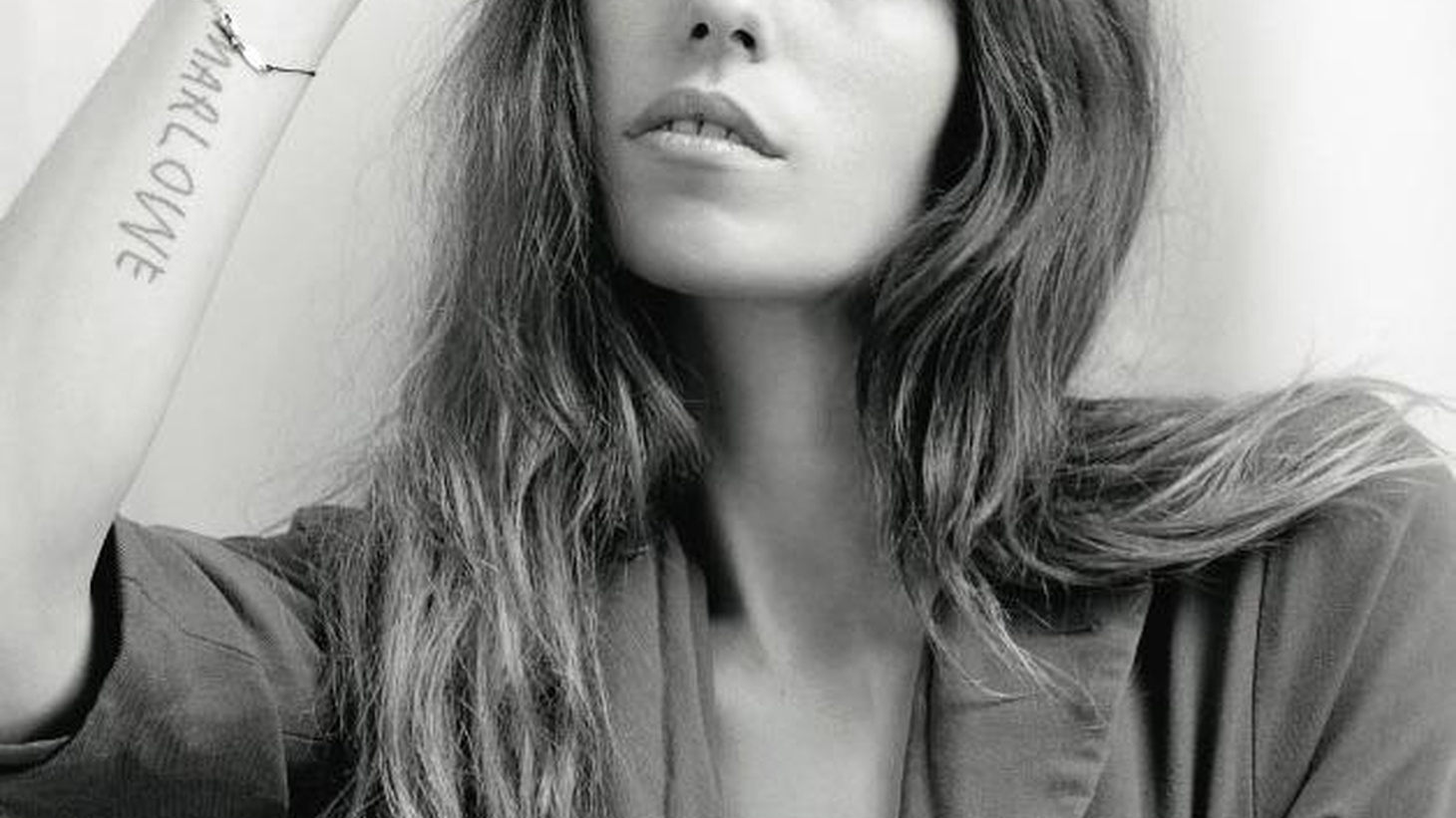 The daughter of French singer and actress Jane Birken and half-sister to Charlotte Gainsbourg, Lou Doillon is an actress and model turned singer.